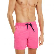 SHORT DE BAIN MEDIUM DRAWSTRING FUCHSIA PURPLE M01080 - TOMMY HILFIGER