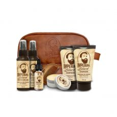 TROUSSE BARBE ET CHEVEUX - IMPERIAL BEARD