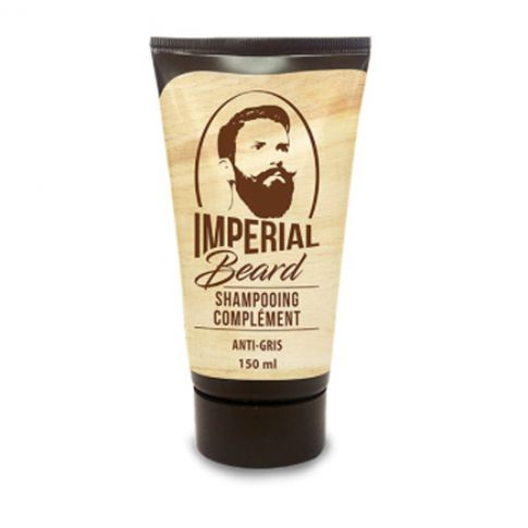 SHAMPOING ANTI BARBE GRISE - IMPERIAL BEARD