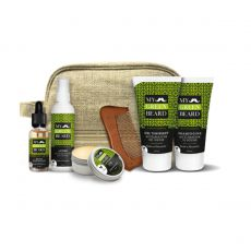 TROUSSE ACCELERATEUR DE POUSSE DE BARBE - MY GREEN BEARD