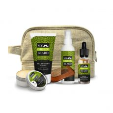 TROUSSE VOLUME DE LA BARBE - MY GREEN BEARD