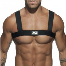 HARNESS NOIR ADF104 - ADDICTED