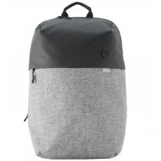 SAC A DOS KASUAL BI MATIERE GRIS CHINE - CHABRAND