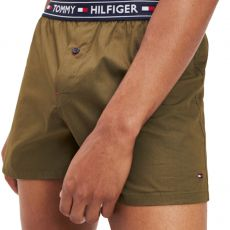 CALECON WOVEN AUTHENTIC KAKI UM0UM00517  - TOMMY HILFIGER