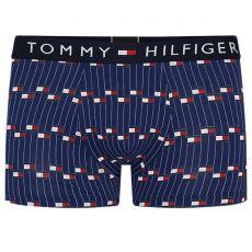 BOXER ORIGINAL TRUNK FLAGS SRIPE BLEU UM0UM01498 - TOMMY HILFIGER