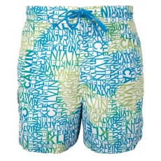 CK Swimwear - SHORT DE BAIN MEDIUM 58118W2-055
