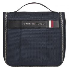 TROUSSE DE TOILETTE ELEVATED NYLON MARINE M05852 - TOMMY HILFIGER