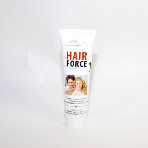 SHAMPOOING HAIR FORCE 1 ARRETE LA CHUTE CHEVEUX 250 ML - CLAUDE BELL