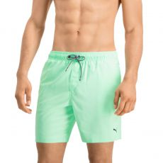 SHORT DE BAIN LONG SWIM MEN LENG VERT MINT 100000031 - PUMA