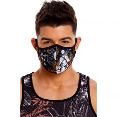 MASQUE DE PROTECTION WILL NOIR - JOR