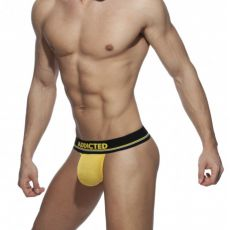 JOCK ASS FREEDOM JAUNE AD904 - ADDICTED