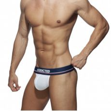 JOCK ASS FREEDOM BLANC AD904 - ADDICTED