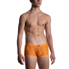 BOXER MICRO PANTS ORANGE M2056 - MANSTORE