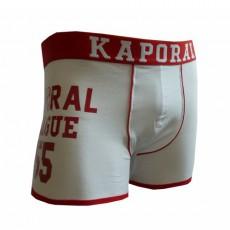 Boxer shorty KAPORAL DALLAS BLANC
