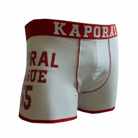 Boxer shorty KAPORAL DALLAS BLANC