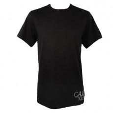 CALVIN KLEIN T-SHIRT NOIR CREW BLACK MODERN