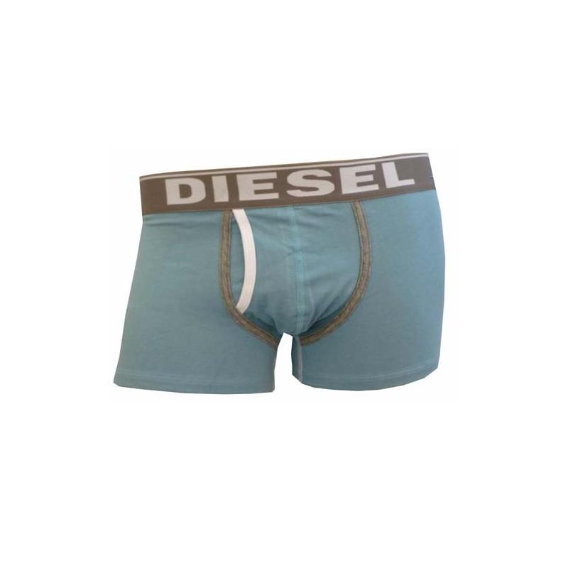 diesel boxer darius turquoise bordures grises effet marin. Black Bedroom Furniture Sets. Home Design Ideas