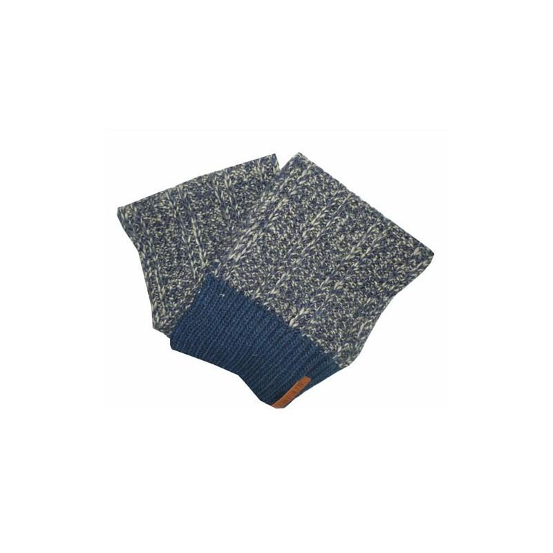 Calvin klein jeans - echarpe grosse maille mariine - Mengeneration.com 408d7df00ce
