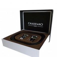 CHABRAND - COFFRET CEINTURE 2 BOUCLES MODERNE