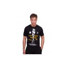 EVERLAST - TEE SHIRT PIN UP NOIR