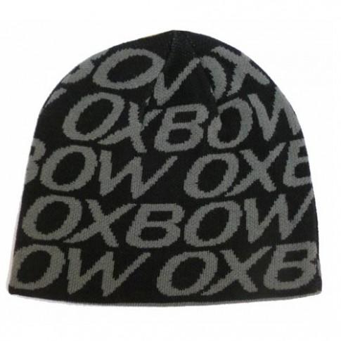 OXBOW - BONNET JACQUARD REVERSIBLE EPSON NOIR