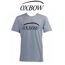 OXBOW - T SHIRT BANANASS BLEU CLAIR