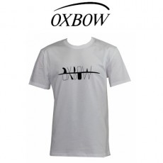 OXBOW - T SHIRT TYP SURF BLANC