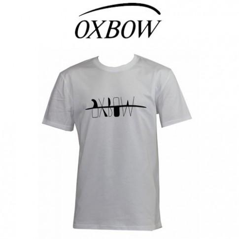OXBOW - T SHIRT TYP SURF BLANC