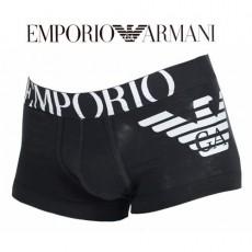 EMPORIO ARMANI BOXER NOIR EAGLE