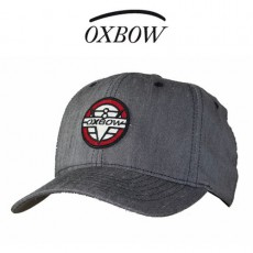 OXBOW - CASQUETTE ARIS CORPORATE FLEXFIT NOIR