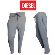 DIESEL PANTALON D'INTERIEUR / EXTERIEUR PAUL TROUSERS  GRIS