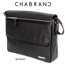 CHABRAND –  GRANDE BESACE EN TOILE ENDUITE AVEC RABAT LIGNE MICHELET 82302-1