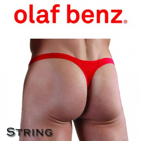 OLAF BENZ - STRING RED1201 RIOSTRING ROUGE