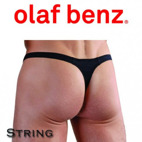 OLAF BENZ - STRING RED1201 RIOSTRING NOIR