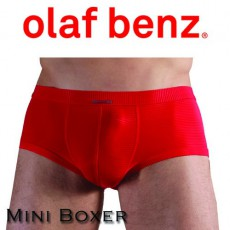 OLAF BENZ - MINI BOXER RED1201 NEOPANTS ROUGE