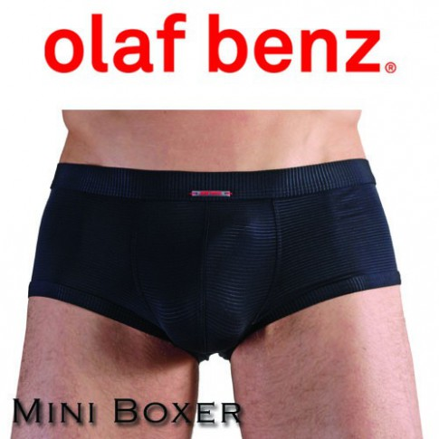 OLAF BENZ - MINI BOXER RED1201 NEOPANTS NOIR