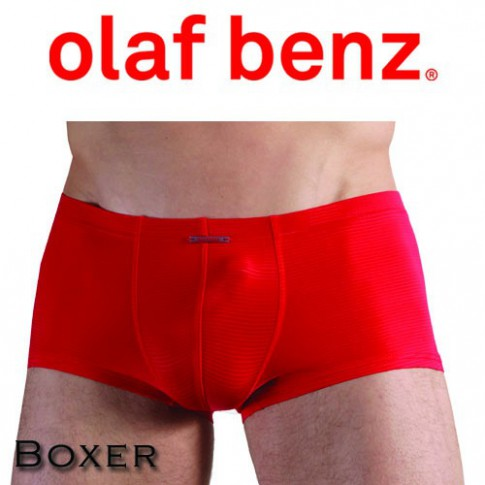 OLAF BENZ - BOXER RED1201 MINIPANTS ROUGE