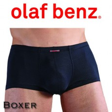 OLAF BENZ - BOXER RED1201 MINIPANTS NOIR