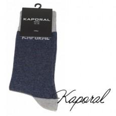KAPORAL - CHAUSSETTES CHINES INDIGO