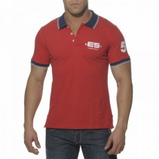 ES POLO SLIM FIT ROUGE POLO01-C06