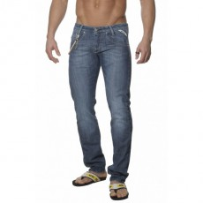 ES PANTALON JEANS LIGHT NAVY ESJ02
