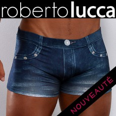 ROBERTO LUCCA - BOXER HOMME RL201251 EFFET JEANS