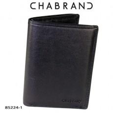 CHABRAND – PORTEFEUILLE VERTICAL EN CUIR DE VACHETTE