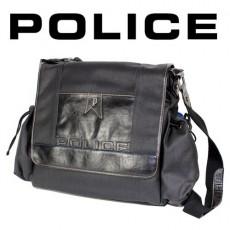 POLICE – GRANDE BESACE LIGNE URBAN NOIRE PB0596-01