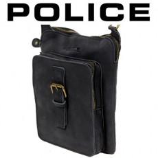 POLICE – PETITE BESACE LIGNE BOLD NOIRE PB0398-01