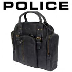 POLICE – GRANDE BESACE LIGNE BOLD SHOPPER NOIRE PB0198-01