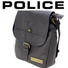 POLICE – PETITE BESACE LIGNE UNIQUE BODY BAG NOIRE PB0397-01
