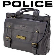 POLICE – BESACE LIGNE UNIQUE SHOPPER NOIRE PB0197-01