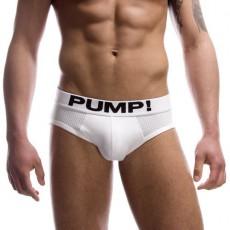 PUMP ! Touchdown Classic Slip blanc