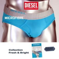 DIESEL - SLIP MICROFIBRE TURQUOISE FRESH & BRIGHT